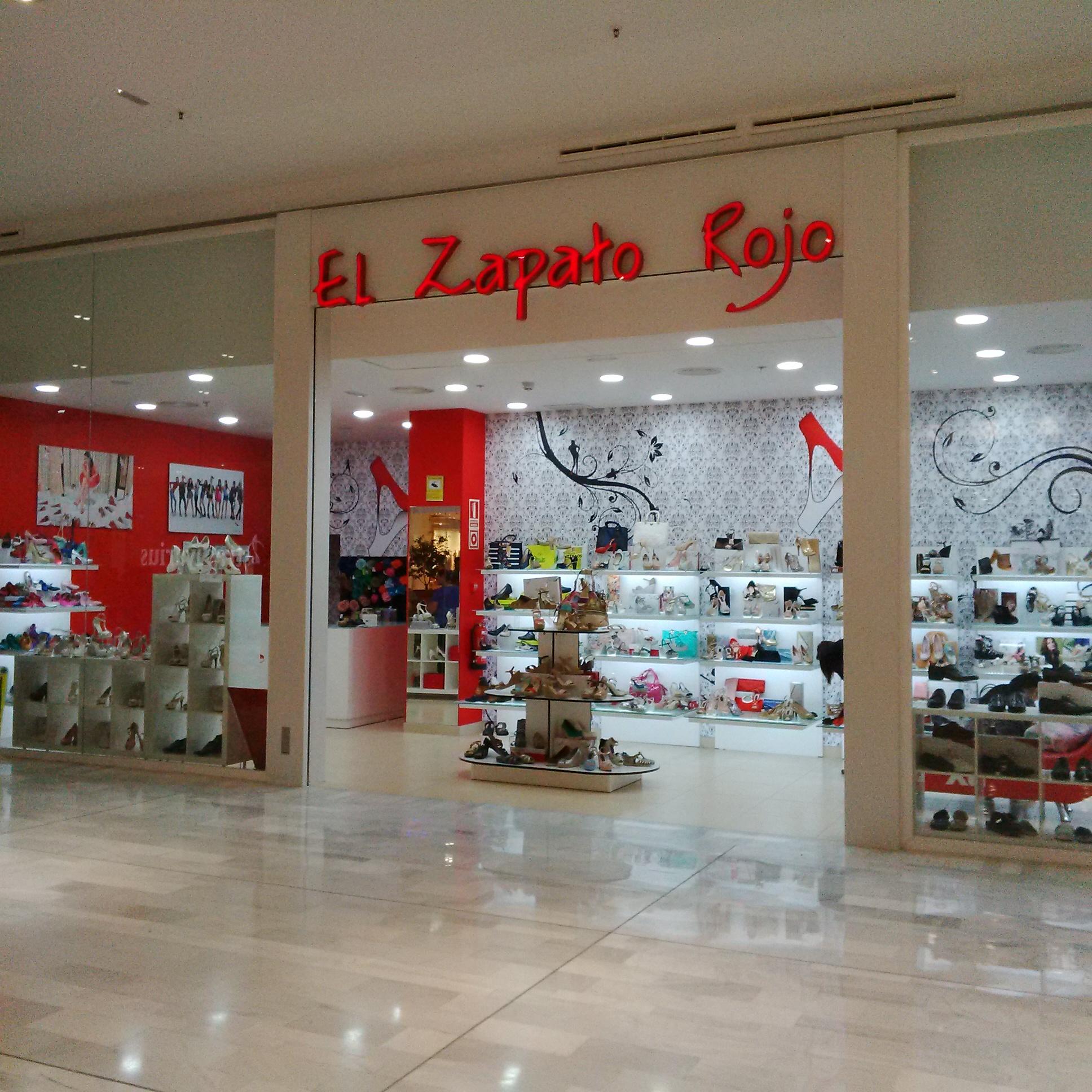 Recubrimiento local Zapato Rojo